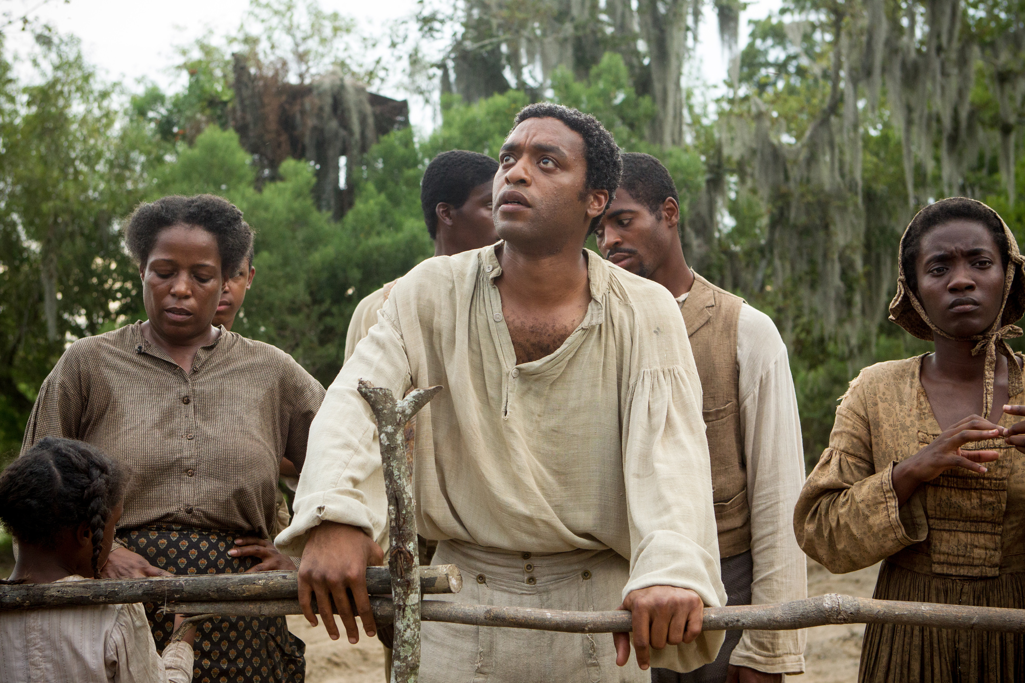 Chiwetel Ejiofor in 12 Years a Slave (2013)