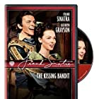 Frank Sinatra and Kathryn Grayson in The Kissing Bandit (1948)