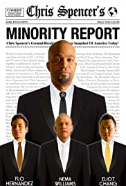 Chris Spencer's Minority Report Poster