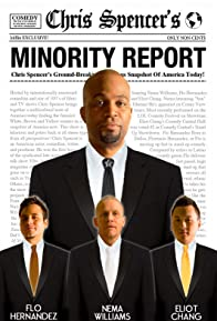 Primary photo for Chris Spencer's Minority Report