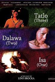 Tatlo, dalawa, isa Poster