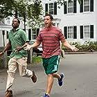 Adam Sandler and Chris Rock in Grown Ups 2 (2013)
