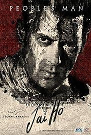 Jai Ho(2014) Poster - Movie Forum, Cast, Reviews