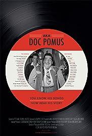 A.K.A. Doc Pomus Poster