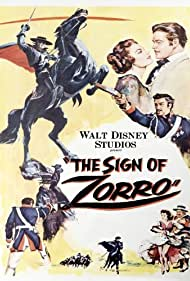 The Sign of Zorro (1960) Poster - Movie Forum, Cast, Reviews