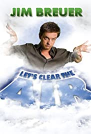 Jim Breuer: Let's Clear the Air Poster