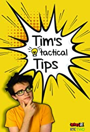 Tim's Tactical Tips Poster