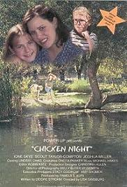 Chicken Night Poster