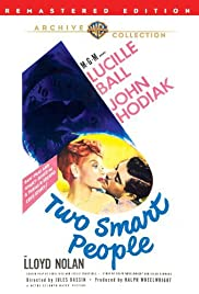 Two Smart People(1946) Poster - Movie Forum, Cast, Reviews