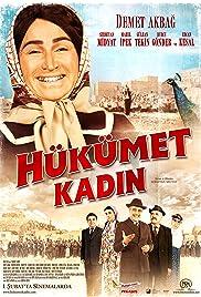 Hükümet Kadin Poster