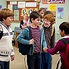 Grayson Russell, Zachary Gordon, Robert Capron, and Karan Brar in Diary of a Wimpy Kid: Rodrick Rules (2011)