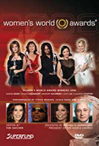 Primary photo for 2006 Women's World Awards