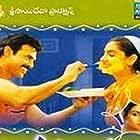 Venkatesh Daggubati and Aarthi Agarwal in Vasantham (2003)