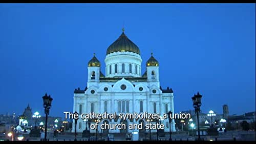 """Filmed over the course of six months, this film tells the incredible story of three young women: Nadia, Masha and Katia; members of the feminist art collective Pussy Riot who performed a 40 second """"punk prayer"""" inside Russia's main cathedral. This performance led to their arrest on charges of religious hatred and culminated in a trial that has reverberated around the world and transformed the face of Russian society forever."""