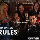 "Poster for ""6 Rules"" with Bobby Watson, Karen Carlson, Natalia Samoylova, Alla Royfman, Vilena Gilyaeva, Alexis Loveland"