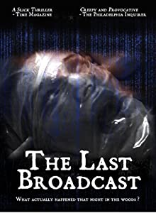 Downloading new comedy movies The Last Broadcast [WEBRip]