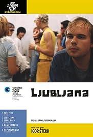 Ljubljana Poster