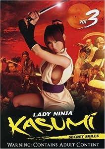 Lady Ninja Kasumi, Volume 3: Secret Skills movie download in mp4