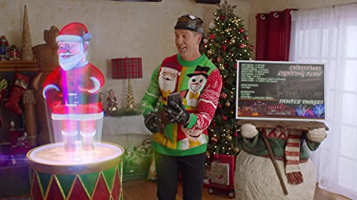 """""""I'll Be Next Door for Christmas"""" official trailer."""