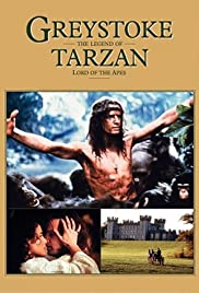 Greystoke: The Legend of Tarzan, Lord of the Apes (1984) 720p