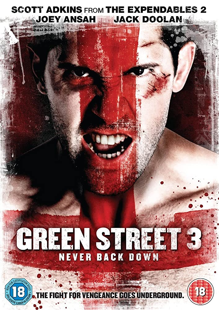 Green Street 3: Never Back Down (2013) Hindi Dubbed