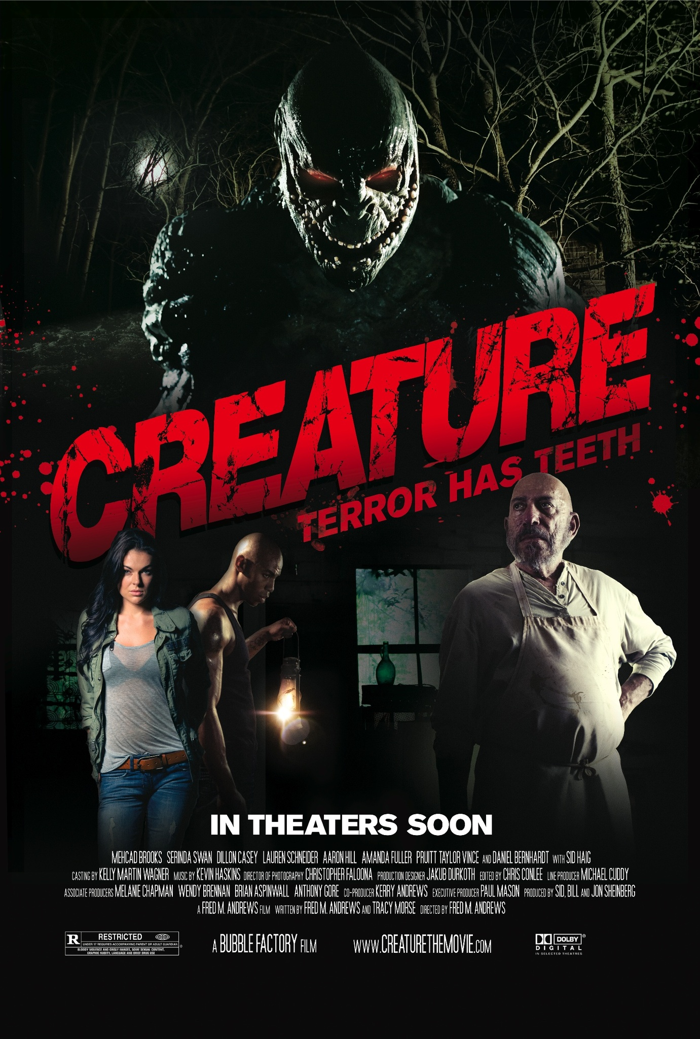 top rated horror movies 2011