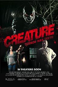 Daniel Bernhardt, Sid Haig, Mehcad Brooks, and Serinda Swan in Creature (2011)