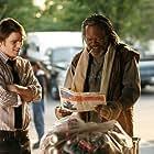Samuel L. Jackson and Josh Hartnett in Resurrecting the Champ (2007)