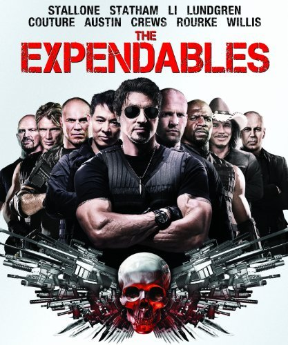 The Expendables (2010) Dual Audio Hindi 600MB BluRay 720p HEVC x265 Esubs