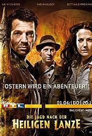Die Jagd nach der heiligen Lanze (2010) Poster - Movie Forum, Cast, Reviews