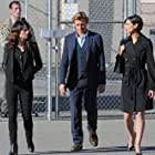 Robin Tunney, Simon Baker, and Morena Baccarin in The Mentalist (2008)