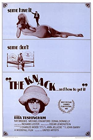 Permalink to Movie The Knack… and How to Get It (1965)