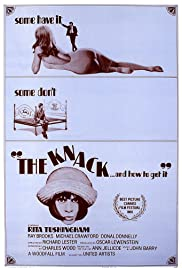 The Knack... and How to Get It (1965) Poster - Movie Forum, Cast, Reviews