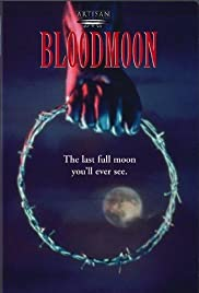 Bloodmoon (1990) Poster - Movie Forum, Cast, Reviews