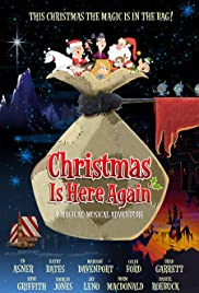 Christmas Is Here Again Poster