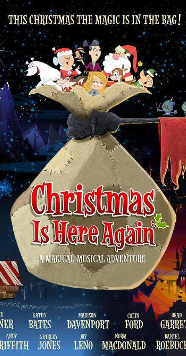 Christmas Is Here.Christmas Is Here Again Video 2007 Imdb