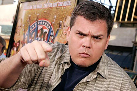 Words... super, actor plays deputy chubby think