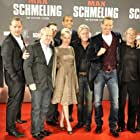 Uwe Boll, Heino Ferch, Christian Kahrmann, Henry Maske, Susanne Wuest, and Yoan Pablo Hernández in Max Schmeling (2010)