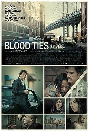 Blood Ties Poster