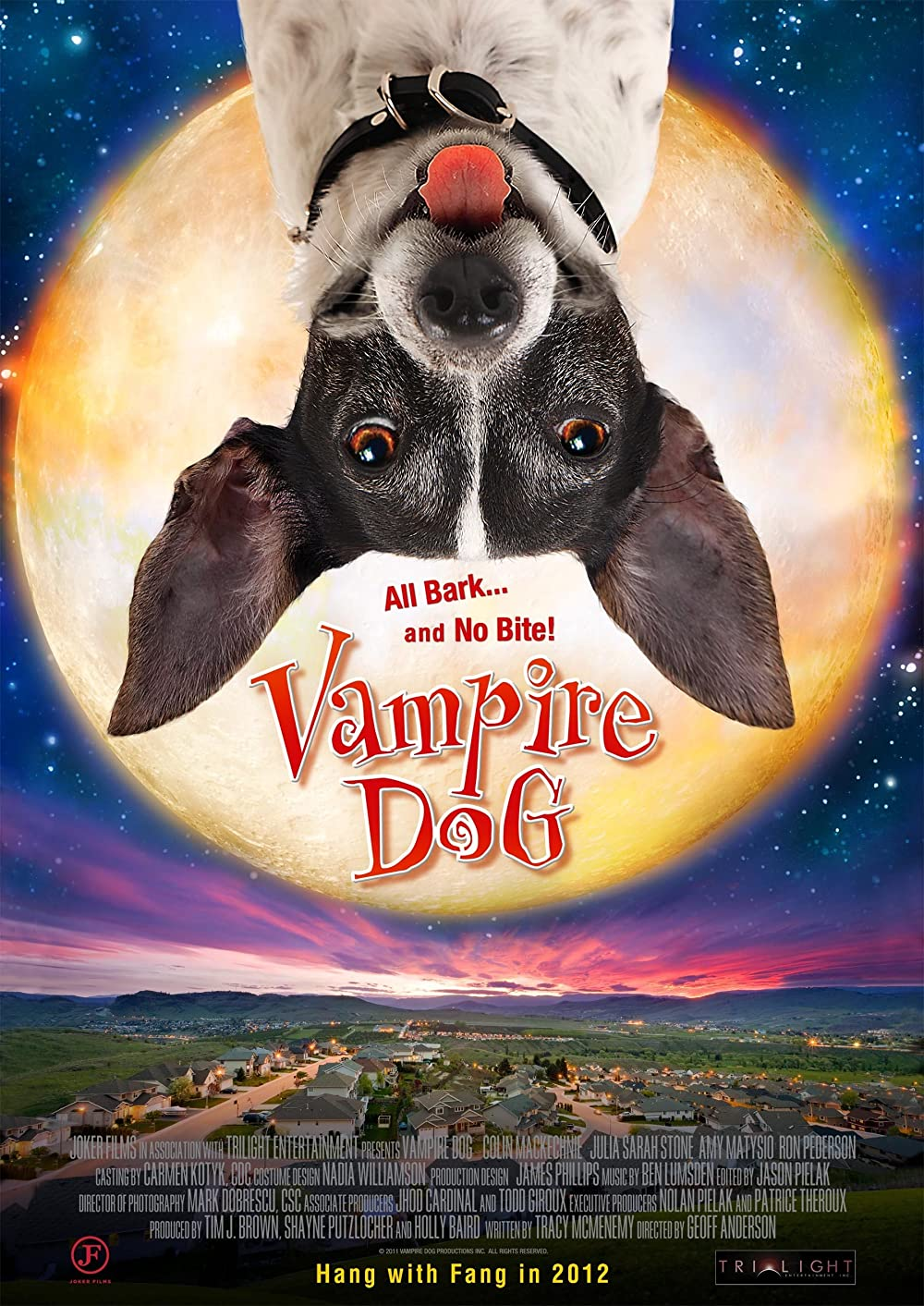 Vampire Dog 2012 Hindi Dual Audio 720p BluRay ESubs 770MB Download