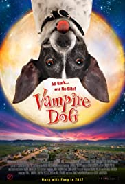 Vampire Dog Poster