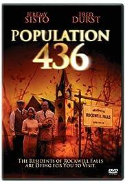 Population 436(2006) Poster - Movie Forum, Cast, Reviews