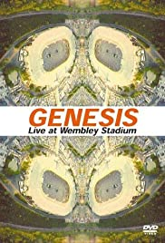 Genesis: Live at Wembley Stadium Poster