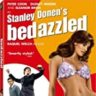 Raquel Welch, Dudley Moore, and Peter Cook in Bedazzled (1967)