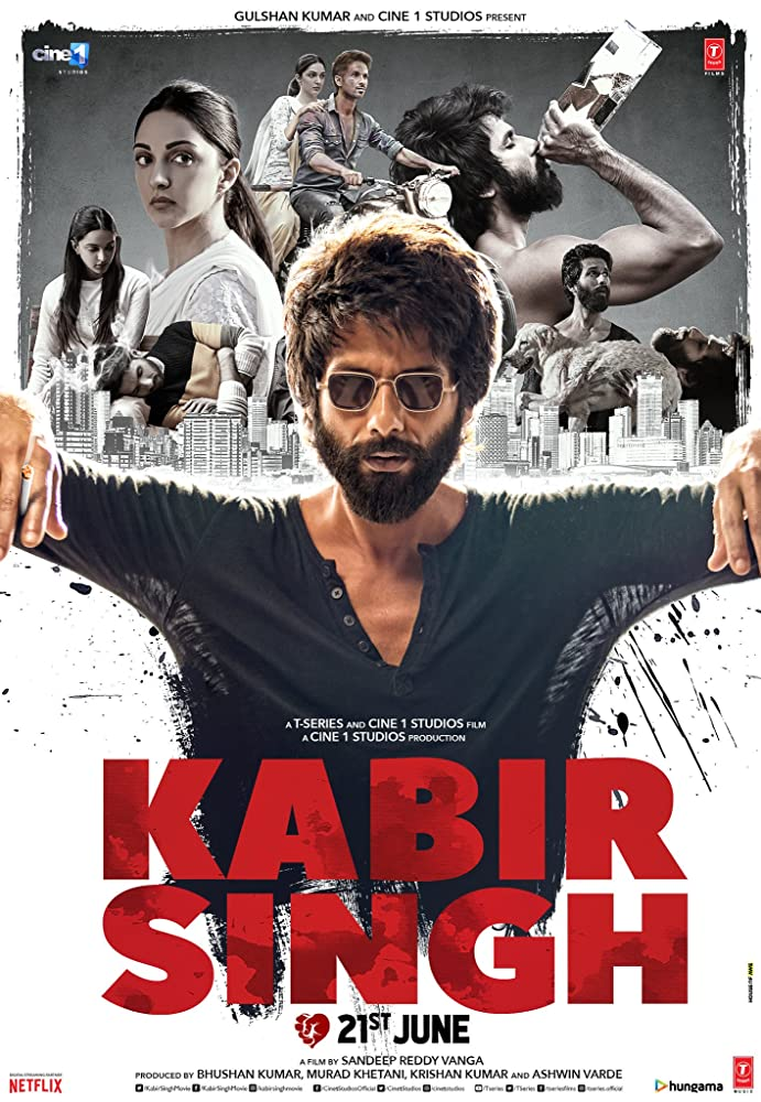 Kabir Singh 2019 Hindi Official Trailer 720p HD Download