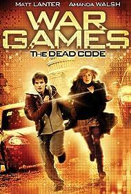 Amanda Walsh and Matt Lanter in WarGames: The Dead Code (2008)