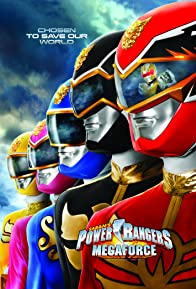 Primary photo for Power Rangers Megaforce