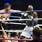 Sylvester Stallone and Antonio Tarver in Rocky Balboa (2006)
