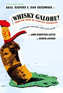 Best movies of all time Whisky Galore! [4K