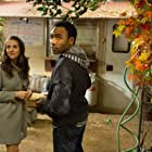 Alison Brie and Donald Glover in Community (2009)